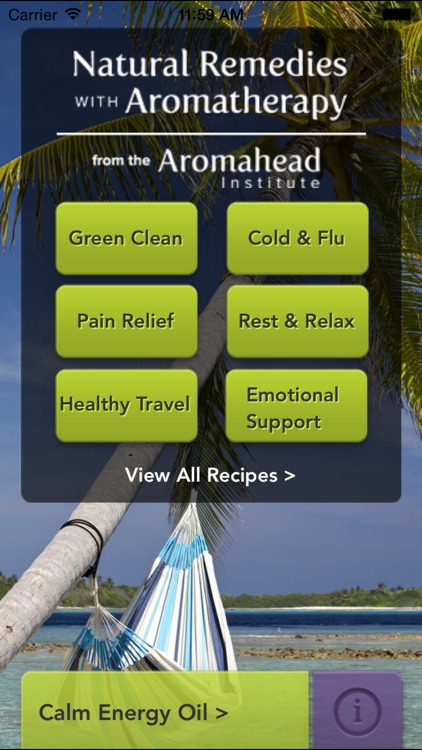 Aromahead's Natural Remedies
