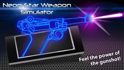 Neon Star Weapon Simulator