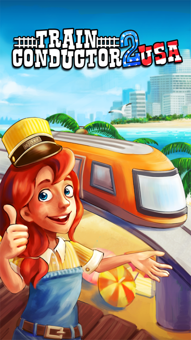 Train Conductor 2: USAのスクリーンショット
