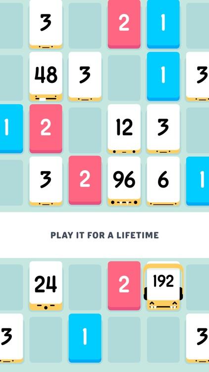 Threes! Free screenshot-4