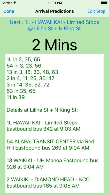 My Bus Times screenshot-4