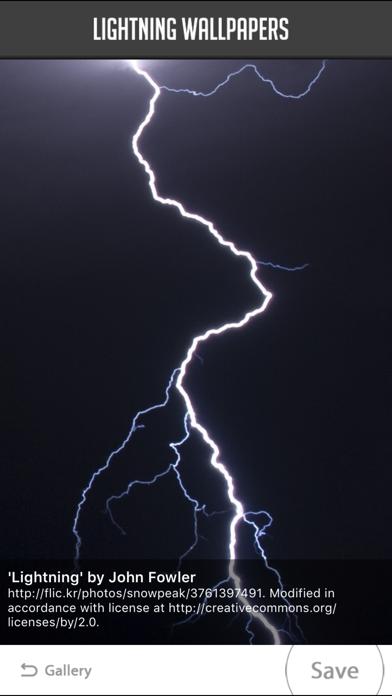 Lightning Wallpapers screenshot two