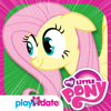 PlayDate Digital - My Little Pony: Fluttershy's Famous Stare アートワーク