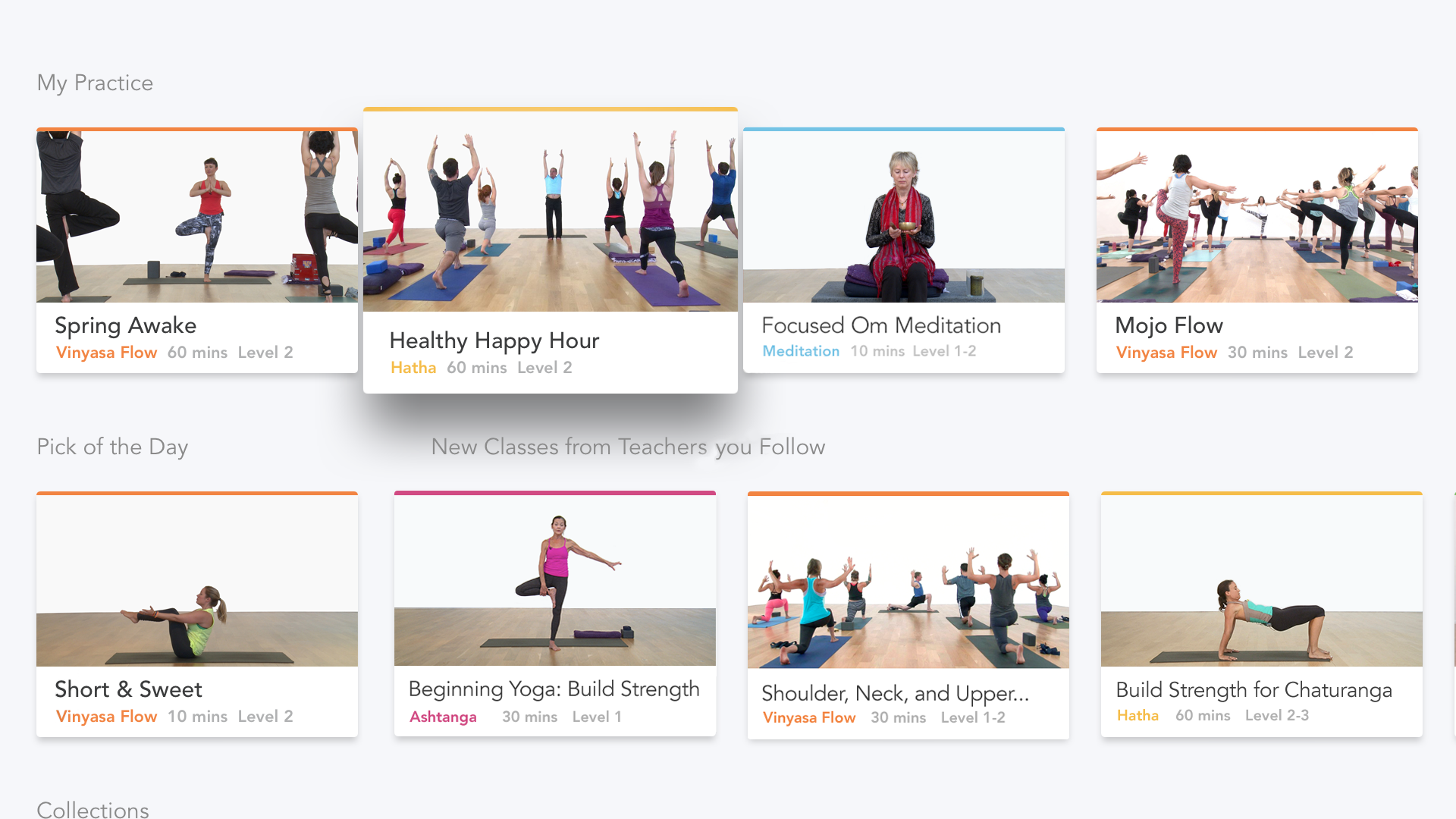 Glo | Yoga and Meditation App screenshot 15