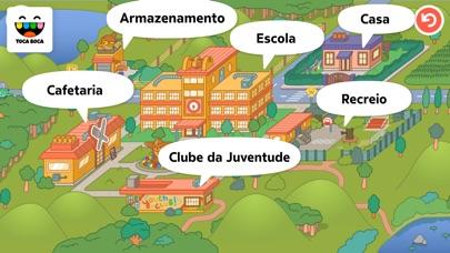 Screenshot for Toca Life: School in Portugal App Store