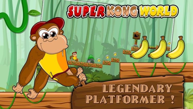 Super Kong World
