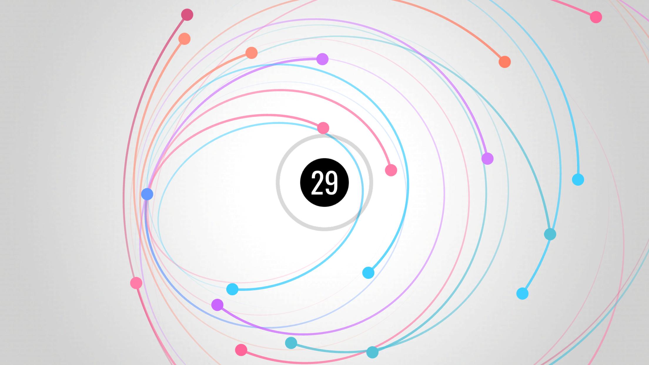Orbit - Playing with Gravity Screenshot