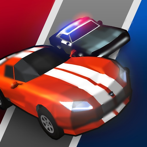 Police Chase: No Limits