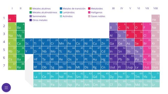 Merck tabla peridica de los elementos en app store capturas de pantalla urtaz Images