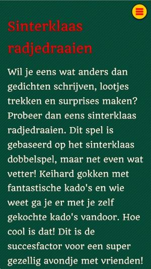 Radje Van Sinterklaas Dans Lapp Store