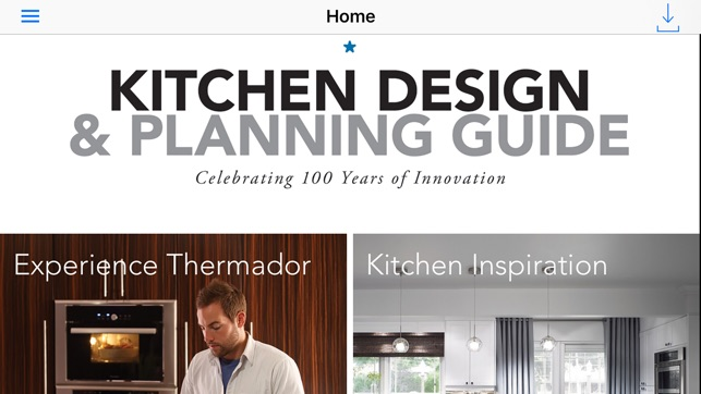Thermador Kitchen Design Planning Guide On The App Store