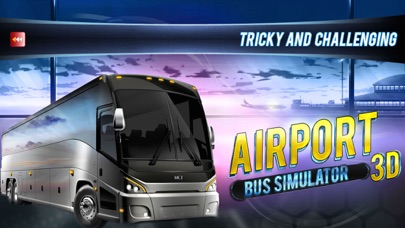 Airport Bus Simulator 3D. Real Bus Driving & Parking For