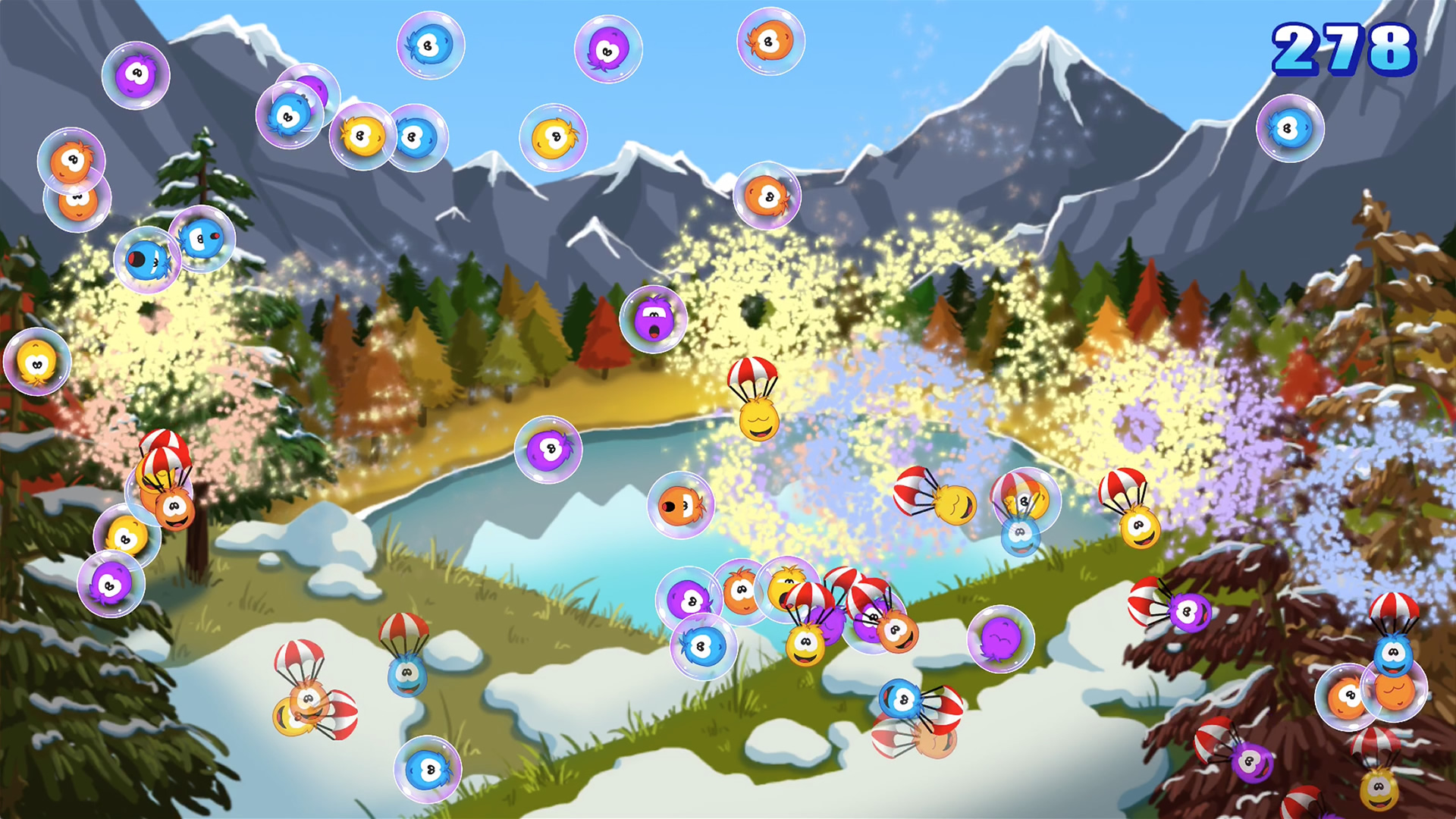Sneezies HD screenshot 15