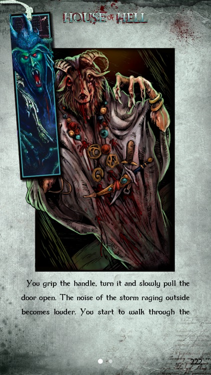 Fighting Fantasy: House of Hell screenshot-4