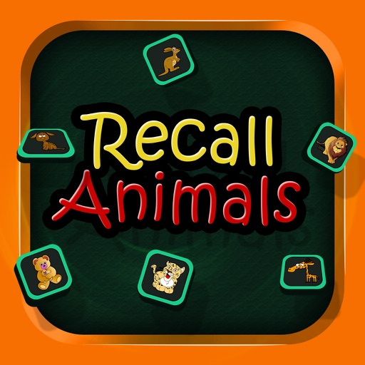 Recall Animals icon