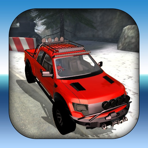 3D Snow Truck Racing - eXtreme Winter Driving Monster Trucks Race Games icon