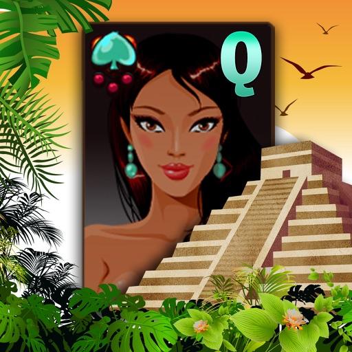 Pyramid Solitaire - Aztec