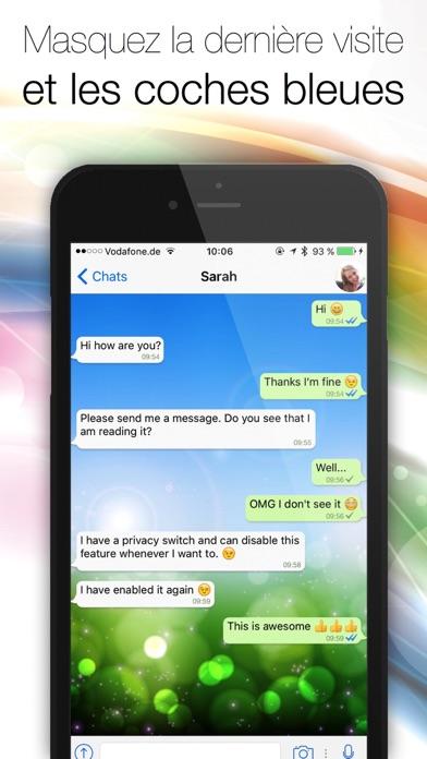 download Espion pour WhatsApp - Masquez la dernière visite et les coches bleues apps 1