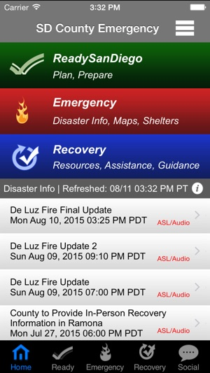 SD Emergency on the App Store