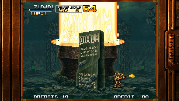 METAL SLUG 3 screenshot-2