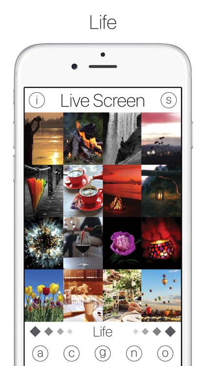 Live Screen - Animate Wallpaper Photo for Lock Screen