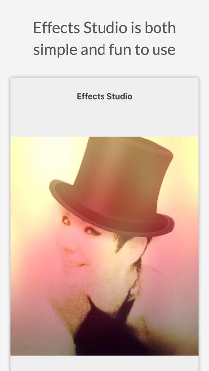Effects Studio / iOS — AppAgg