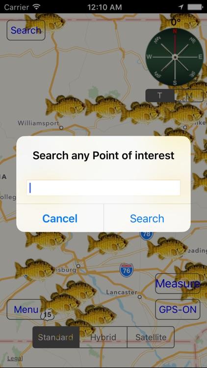 Pennsylvania: Fishing Lakes screenshot-4