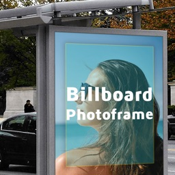 Billboard Theme Photo Frame/Collage Maker and Editor