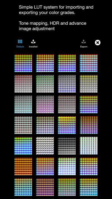 iColorama S Screenshots