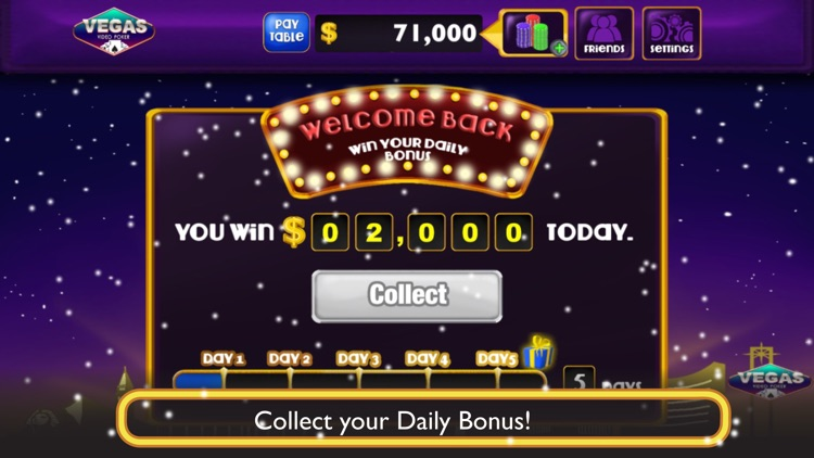 Fortune Video Poker screenshot-2