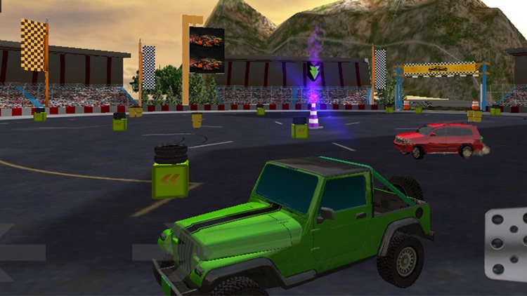 Car Driving Simulator 3D. Top Extreme Gear Racing screenshot-4
