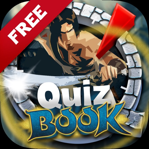 "Quiz Books Question Puzzles Free – "" Prince of Persia Video Games Fan Edition """