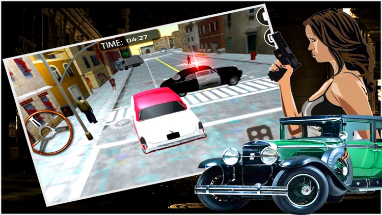 Mafia Driver Simulator 3d screenshot-3