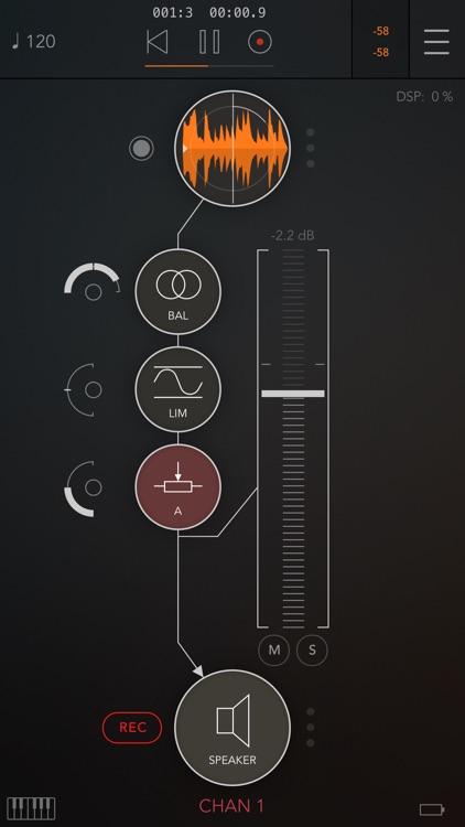 AUM - Audio Mixer screenshot-0