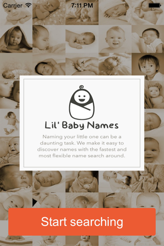 Lil' BabyNames - náhled