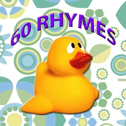 60 nursery rhymes and kids musical toys - Shake or touch toys to play sound and make melody while rhymes are playing.