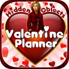 Activities of Valentine Hidden Object Games