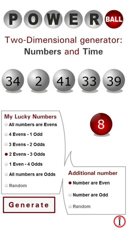 Lotto Winner for Powerball screenshot-2