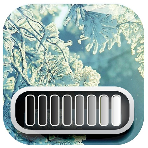 FrameLock – Frozen & Winter : Screen Photo Maker Overlays Wallpapers For Pro