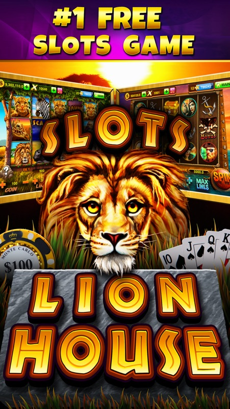 3 Minutes to Hack Lion House Casino Slots - All New, Grand