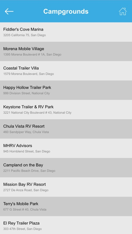 California State Parks & National Parks screenshot-4