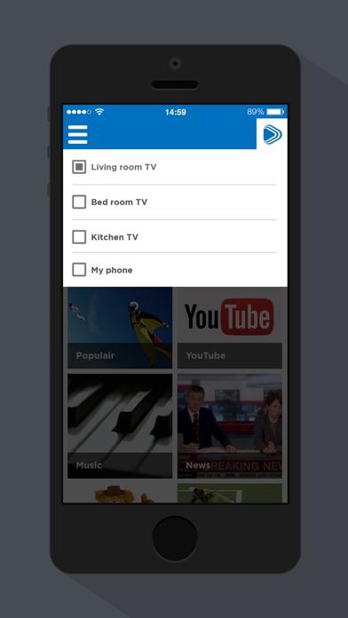 Medienzentrum für WD TV LiveScreenshot von 2
