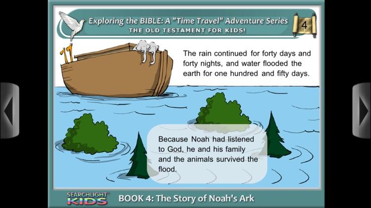 Searchlight® Kids: Exploring the Bible 4 Catholic Edition (TS U screenshot-4