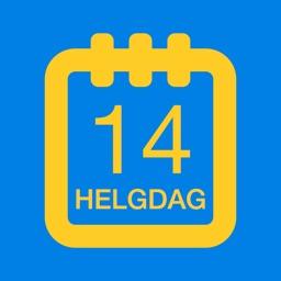 Svenska Helgdagar - Kalender 2016 i Sverige för Semester och Lov Planering