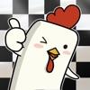 動物キャラクターのレースゲーム 障害物に気を付けろ! はんぺんズ フットレース