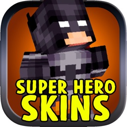 Superhero Skins For Minecraft Pocket Edition