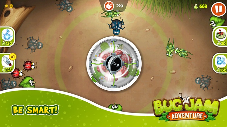 Bug Jam Adventure screenshot-1