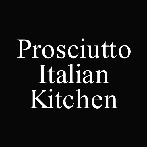 Prosciutto Italian Kitchen