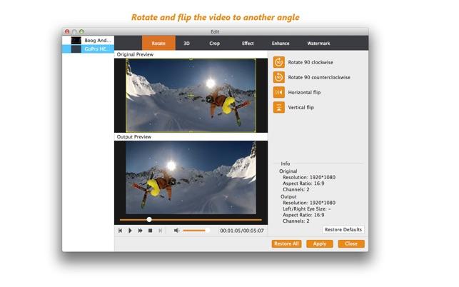 Video Enhancer App