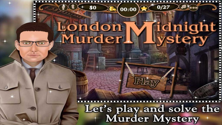 London Midnight Murder Mystery